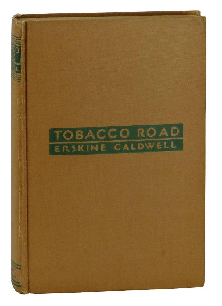 an analysis of tobacco road by erskine caldwell 1961 187 pages no dust jacket this is an ex-library book pictorial blue jacket stuck down onto laminated boards page 9 is loose pages and.
