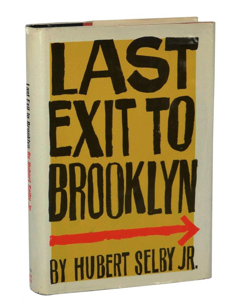 Last Exit to Brooklyn Selby, Hubert Hardcover