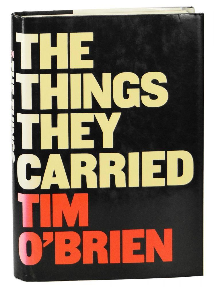 a book review of the things they carried by tim obrien
