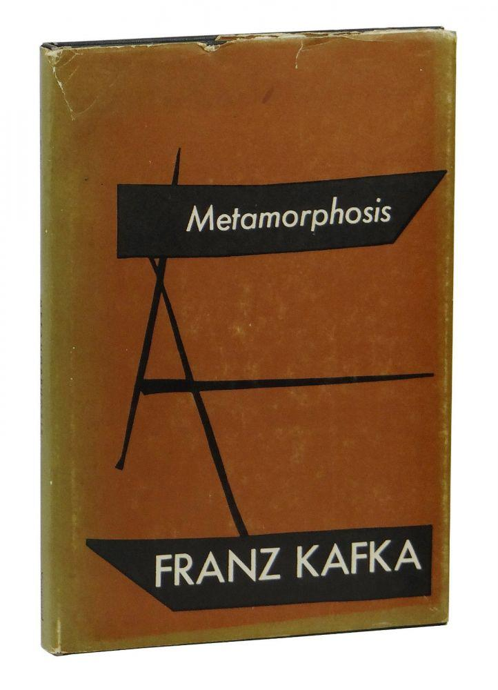 metamorphosis written franz kafka Style of writing franz kafka's writing style is expressed through details, syntax, imagery, language, and diction the metamorphosis is an extended abstract metaphor from beginning to end kafka challenges his readers to create an impression on the true identity of gregor.