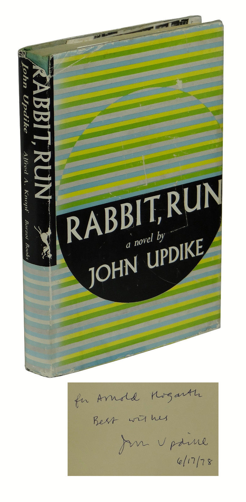 happiness in the rabbit by john updike Rabbit remembered is a novella sequel to the four john updike rabbit novels and the dead harry angstrom's survivors fitfully entertain his memory while pursuing their own happiness.