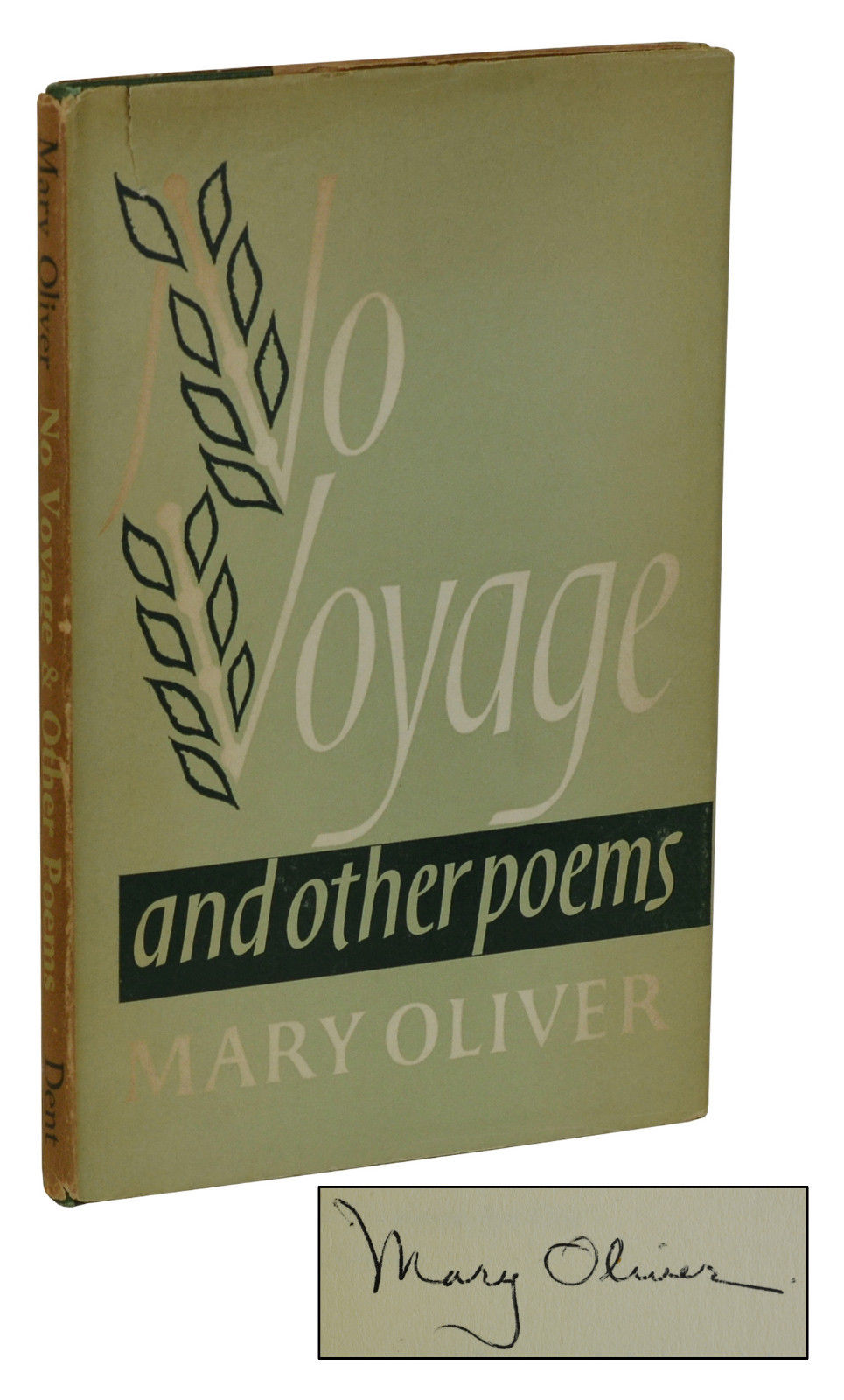 No Voyage Oliver, Mary