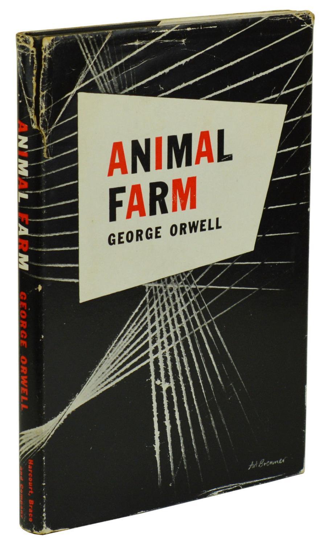 Animal Farm Orwell, George Hardcover