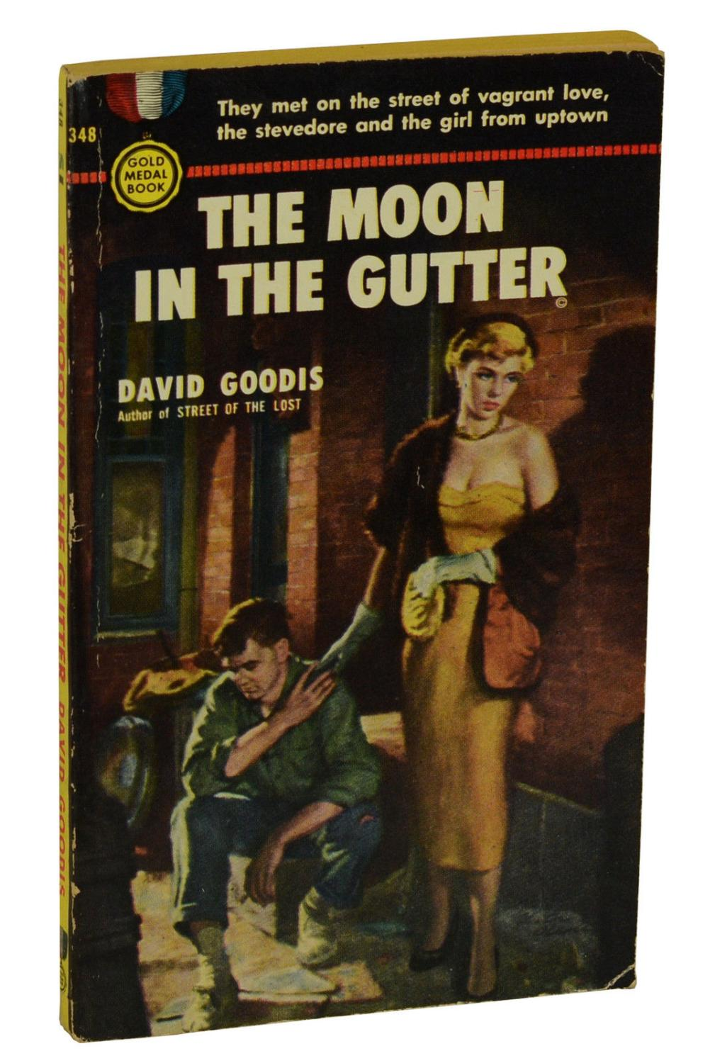 The Moon in the Gutter Goodis, David Softcover