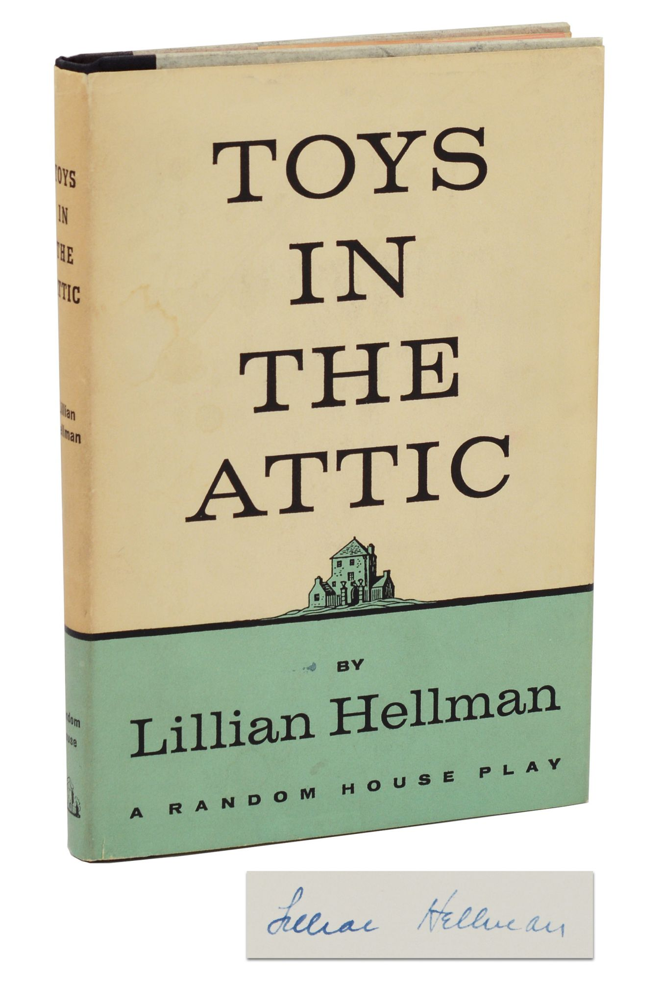Toys_in_the_Attic_Hellman_Lillian_Très_bon