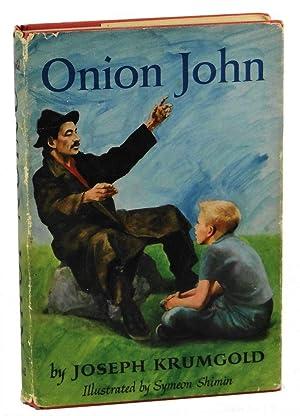 Onion John: Krumgold, Joseph