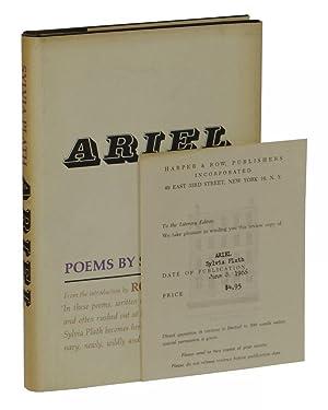 Ariel: Poems: Plath, Sylvia