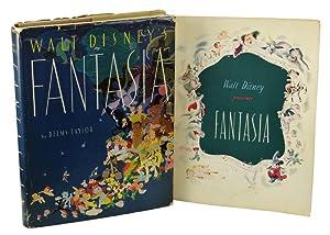 Walt Disney's Fantasia + Program Walt Disney: Taylor, Deems