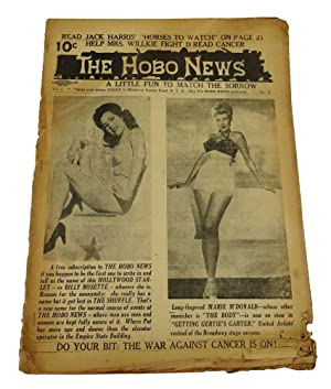 The Hobo News: A Little Fun to Match the Sorrow, Vol. 6 No. 17, April 23, 1946