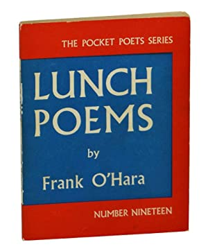 Lunch Poems (The Pocket Poets Series): O'Hara, Frank