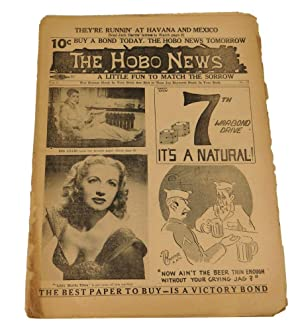 The Hobo News: A Little Fun to Match the Sorrow July 2, 1945