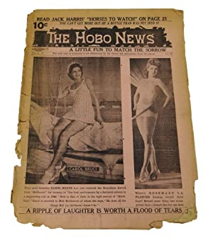 The Hobo News: A Little Fun to Match the Sorrow October 8, 1946