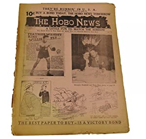 The Hobo News: A Little Fun to Match the Sorrow August 20, 1945