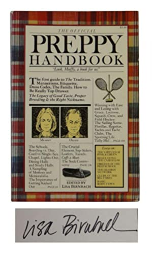 The Official Preppy Handbook: Birnbach, Lisa
