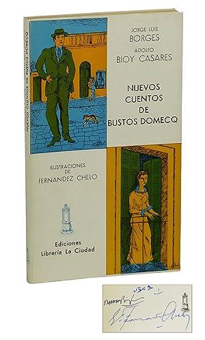 Nuevos Cuentos de Bustos Domecq: Borges, Jorge Luis;