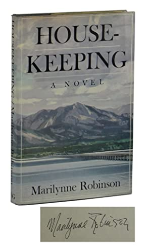 housekeeping by marilynne robinson an analysis Guardian books podcast: marilynne robinson talks about gilead to book club - the guardian - duration: 26:40 the guardian 6,338 views.