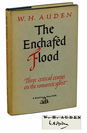 The Enchafed Flood: Or the Romantic Iconography of the Sea, Three Critical Essays on the Romantic...