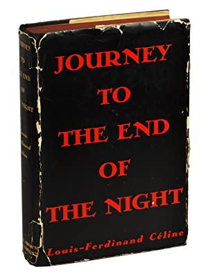 Journey to the End of the Night: Celine, Louis-Ferdinand; Marks,