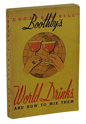 World Drinks by Boothby - AbeBooks