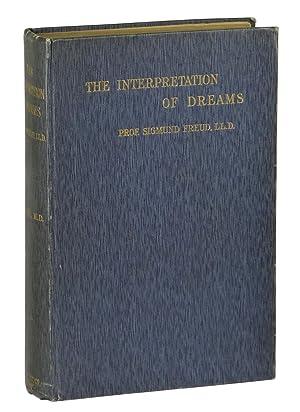 The Interpretation of Dreams: Freud, Sigmund