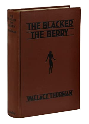 The Blacker the Berry: A Novel of: Thurman, Wallace