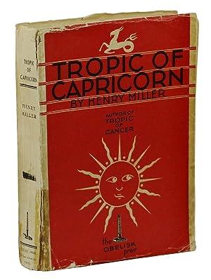 Tropic of Capricorn: Miller, Henry