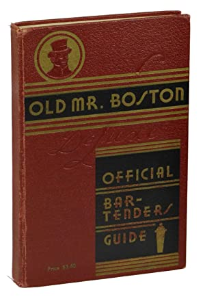 Old Mr. Boston De Luxe Official Bartender's: Cotton, Leo]