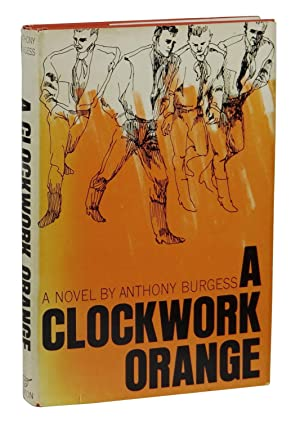 a novel review of anthony burgess the clockwork orange