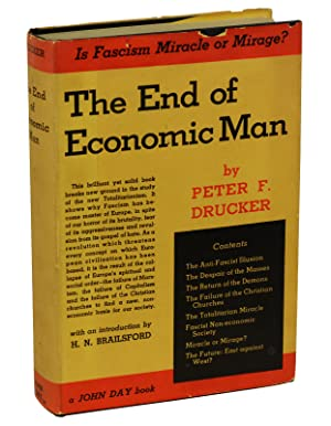 The End of Economic Man: A Study of the New Totalitarianism