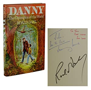 Danny Champion of the World (Association Copy)