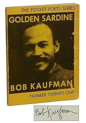 Golden Sardine (Pocket Poets #21): Kaufman, Bob