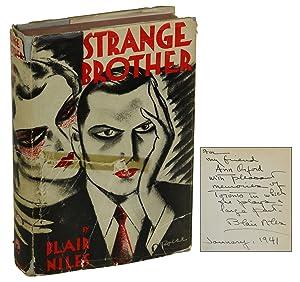 Strange Brother: Niles, Blair