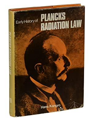 Early History of Planck's Radiation Law