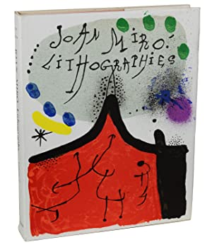 Joan Miro Lithographs Volume I.