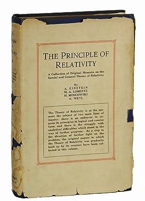 The Principle of Relativity A Collection of: Einstein, Albert; Lorentz,