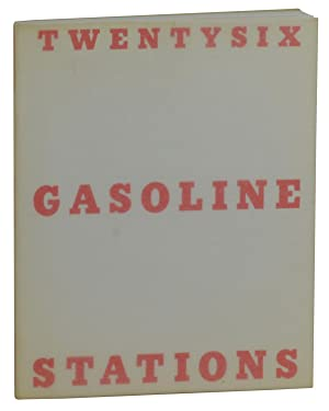 Twentysix Gasoline Stations: Ruscha, Edward