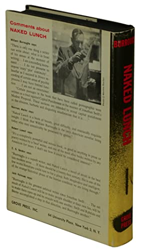 Naked Lunch by Burroughs, William S.: The Grove Press, New