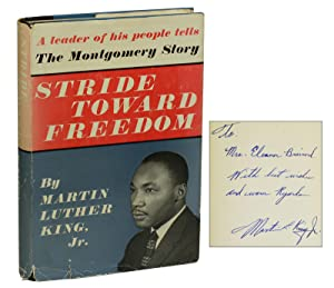 Stride Toward Freedom: The Montgomery Story: King, Jr. Martin