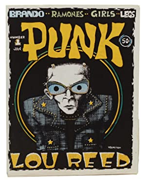 PUNK Issue 1