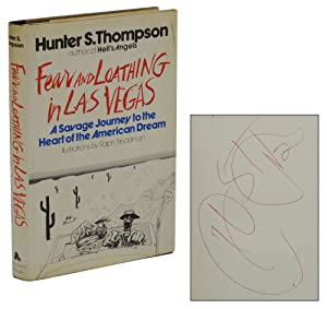 Fear and Loathing in Las Vegas: Thompson, Hunter S.;