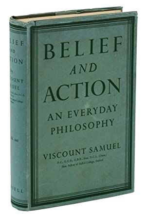 Belief and Action: An Everyday Philosophy