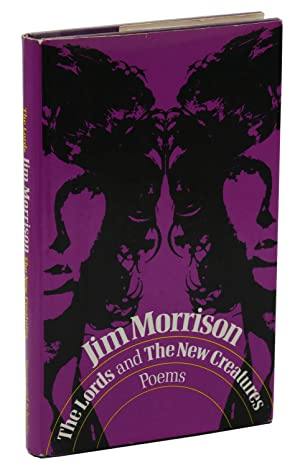 The Lords and The New Creatures: Morrison, Jim