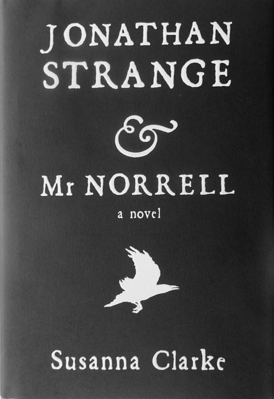 Image result for jonathan strange and mr norrell book