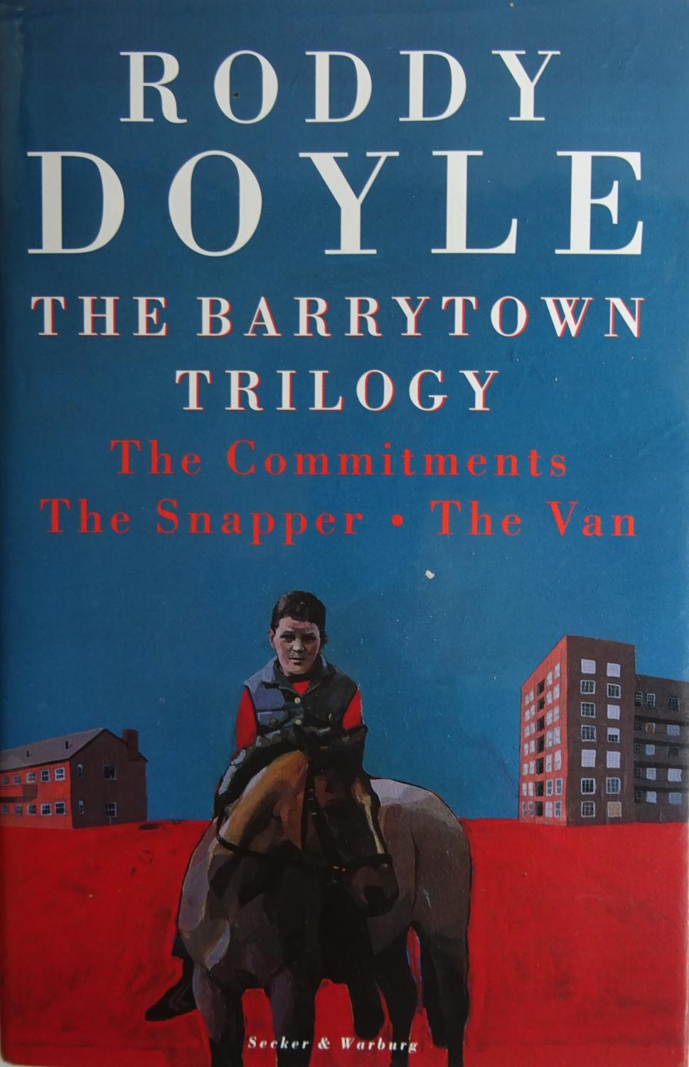 an analysis of the snapper by roddy doyle Booktitle: the snapper author: roddy doyle published by: vintage year of publication: 1990 literary analysis summary present a summary of the novel using no fewer than 200 words and no more than 300 words.