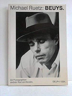 Beuys : 63 Photogr. u. e. Text von Novalis.