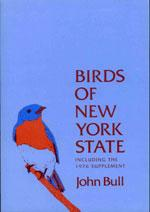Birds of New York State : Including the 1976 Supplement