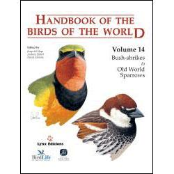 Handbook of the Birds of the World,: DEL HOYO, Josep,