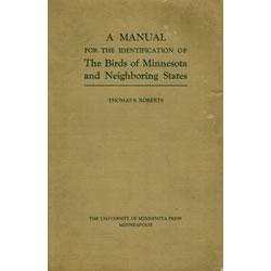 A Manual for the Identification of the: Roberts, Thomas S.