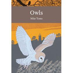 Owls. New Naturalists Series: Toms, Mike