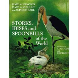 Storks, Ibises and Spoonbills of the World: Hancock, James A.;